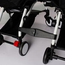 3pcs Coupler Bush insert into the strollers for babyzen yoyo baby yoya stroller connector adapter make YOYO into pram twins