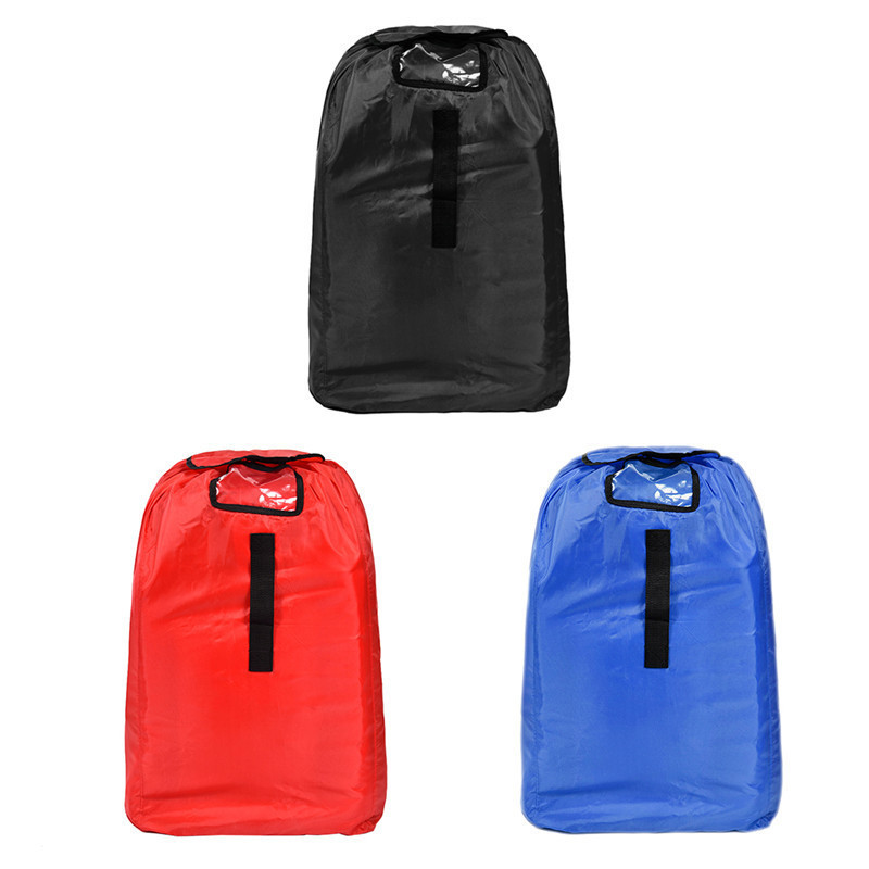 Car Children Safety Seat Storage Bag With Shoulder Straps Fits Car Seats car-styling car interior decoration 34*18*18 Inch