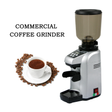 ITOP Commercial Electric Coffee Grinder Grains Coffee Bean Dry Food Milling Machine Burr Grinders Coffee Tools 110V 220V