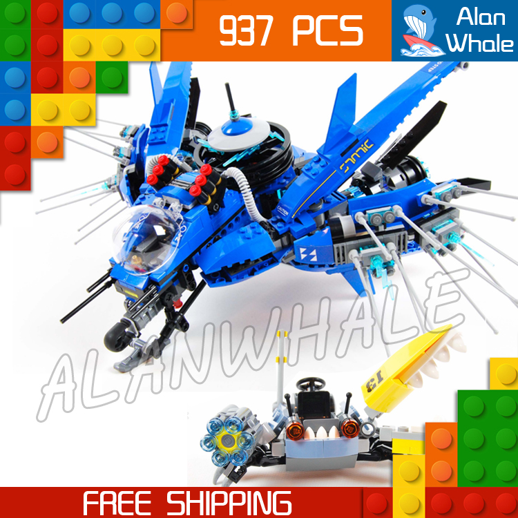 973pcs New Ninja Lightning Jet Plane Fighter Kids 10721 Model Building Blocks Children Assemble Toys Bricks Compatible With lego lepin 663pcs ninja killow vs samurai x mech oni chopper robots 06077 building blocks assemble toys bricks compatible with 70642