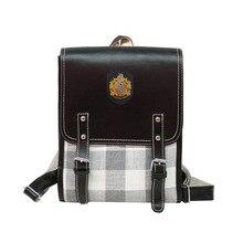 Harry Potter Vintage Women Backpack Fashion Women's