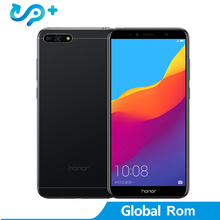 Original Huawei Honor 7A Global Rom 3GB 32GB 5.7 inch Face Id EMUI 8.0 Systerm Octa Core 13MP Camera 3000mAh Battery Dual SIM