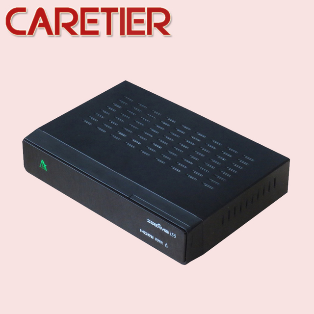 1PC ZGEMMA i55 Linux OS Enigma2 receiver IPTV BOX with bcm7362 dual core 256MB NAND Flash / 512MB DDR3 by DHL 1pc/lot