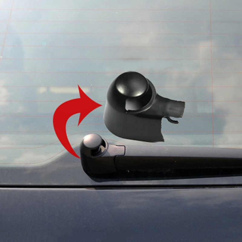 ใบปัดน้ำฝนด้านหลังฝาครอบสำหรับ VW MK5 GOLF 2004 PASSAT 2008 POLO 2002 แคดดี้ 2004 TOURAN 2006 รถอุปกรณ์เสริม wipers กระจก