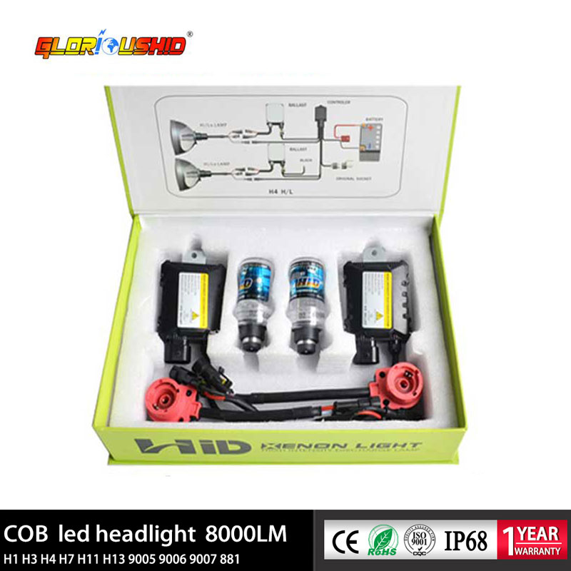 55W D2S xenon bulb kit XENON D2C wholesale slim hid kit 4300K 5000K 6000K 8000K xenon D2S переходник под d2s