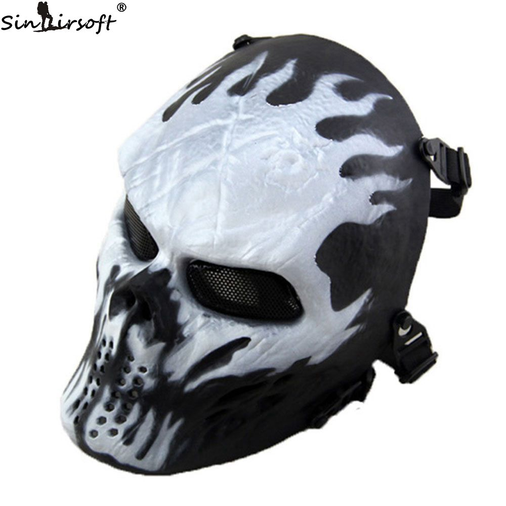 Compare Prices on Skull Mask Tactical- Online Shopping/Buy Low ...