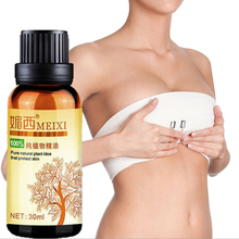 Pure Natural breast augmentation skin care Wheat Germ Oil Essence Breast Enhancement cup up Essential Oil