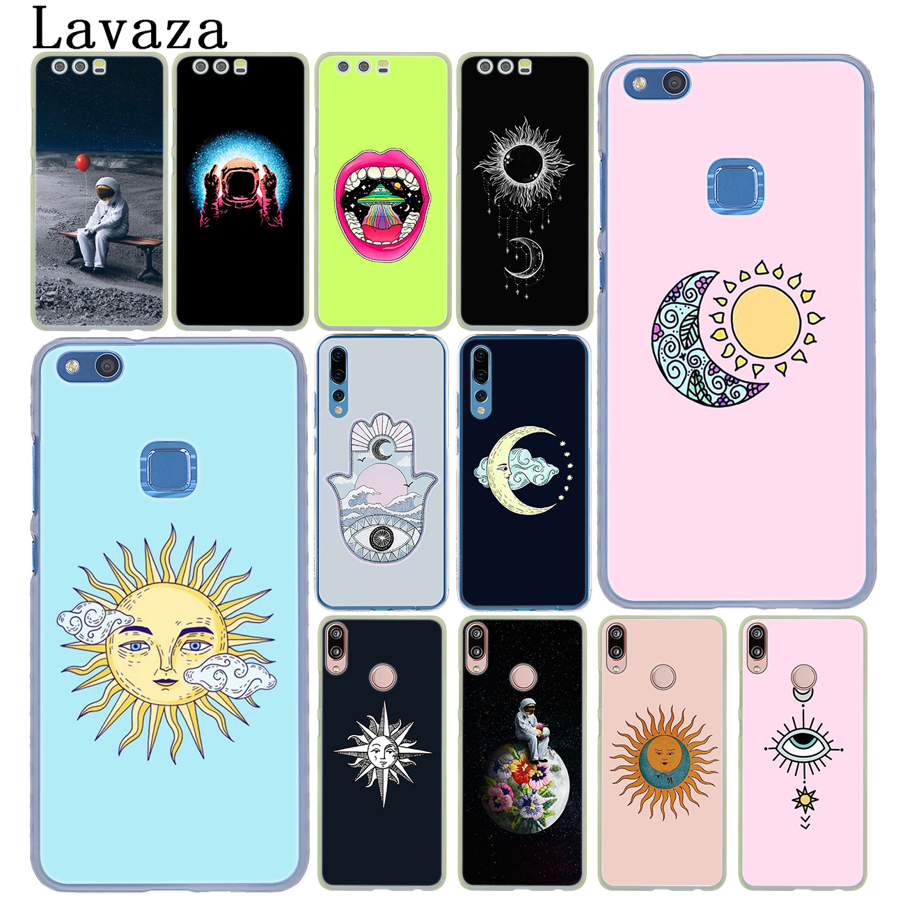 Phone Bags & Cases Cellphones & Telecommunications Beautiful Lavaza Sun And Moon Wiccan Phone Case For Huawei Y7 Y6 Prime Y5 Y9 2018 2017 Honor Play 10 8c 8x 8 9 Lite 7c 7x 7a Pro Cover 2019 New Fashion Style Online