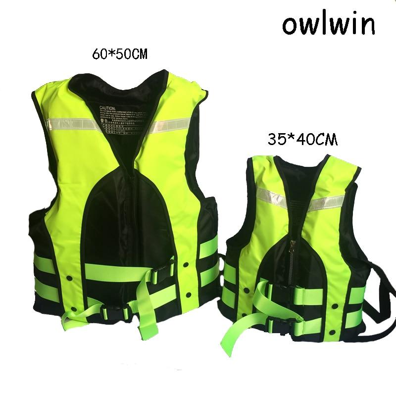 Owlwin life vest life jacket children 39 s lifejacket fishing for Women s fishing vest