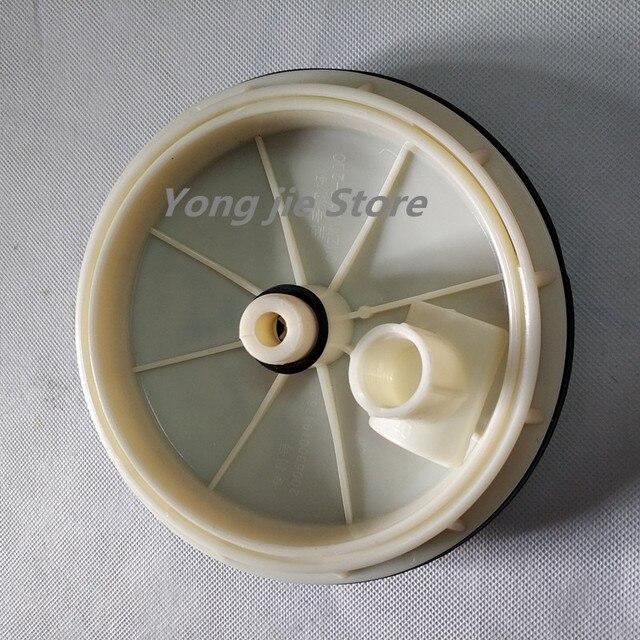 215 260 300 Engrossar Arejador Diafragma EPDM Diafragma De Borracha Microporosa Aeração Painel Difusor De Ar Peças de Tratamento de Águas Residuais