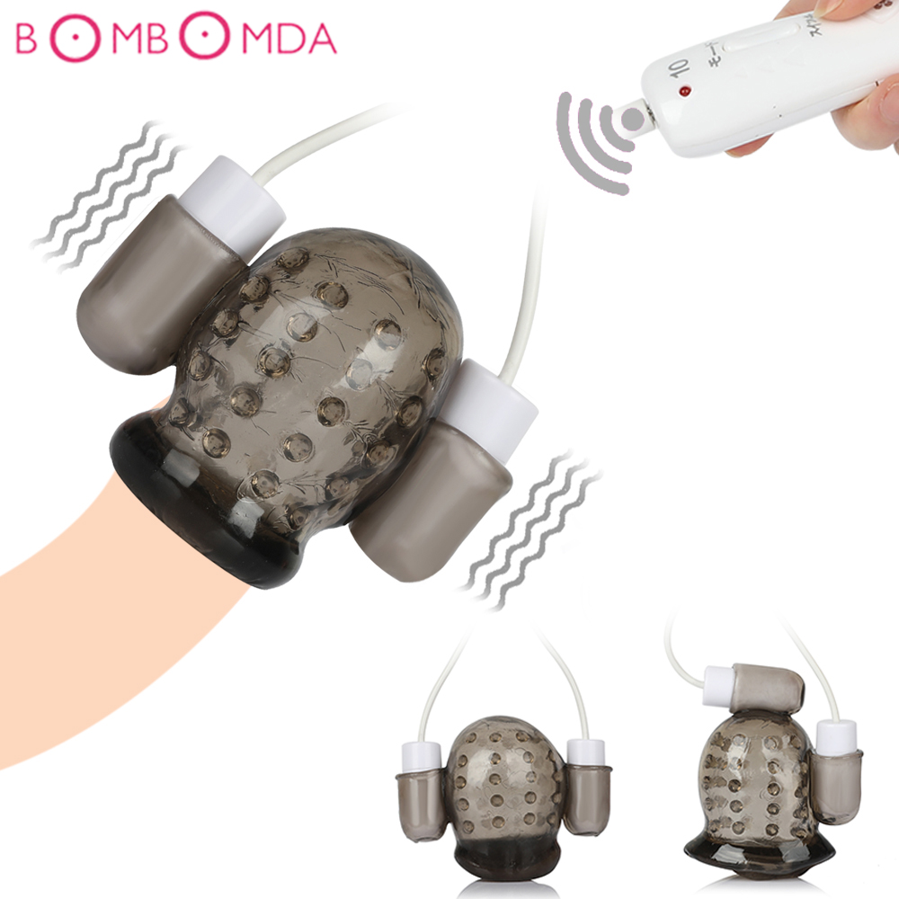 Vibrating Penis Trainer 10 Frequency Penis Massager With 3 Caps Oral Sex Vibrator Erotic Adult Sex Toys For Men Male MasturbatorVibrating Penis Trainer 10 Frequency Penis Massager With 3 Caps Oral Sex Vibrator Erotic Adult Sex Toys For Men Male Masturbator