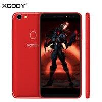 XGODY D25 3G Unlock Dual Sim Mobile Phone Android 5 1 MTK6580 Quad Core 1GB RAM