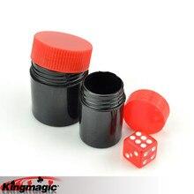 Crazy Cube детские магические трюки предсказание кости игрушки-реквизиты