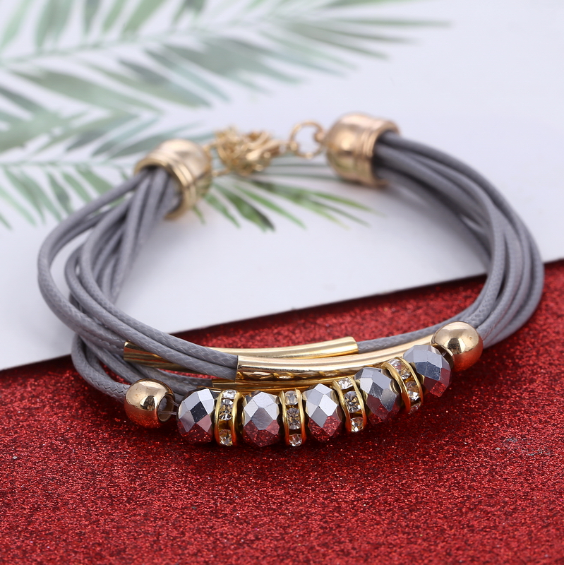 Leather Bracelet for Women HTB12kq5a
