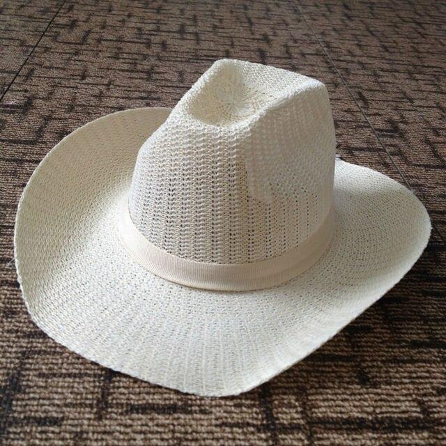 Venta caliente del estilo 2018 del verano nueva moda unisex sombrero de  vaquero occidental gorras AW7223 226f306fbd2