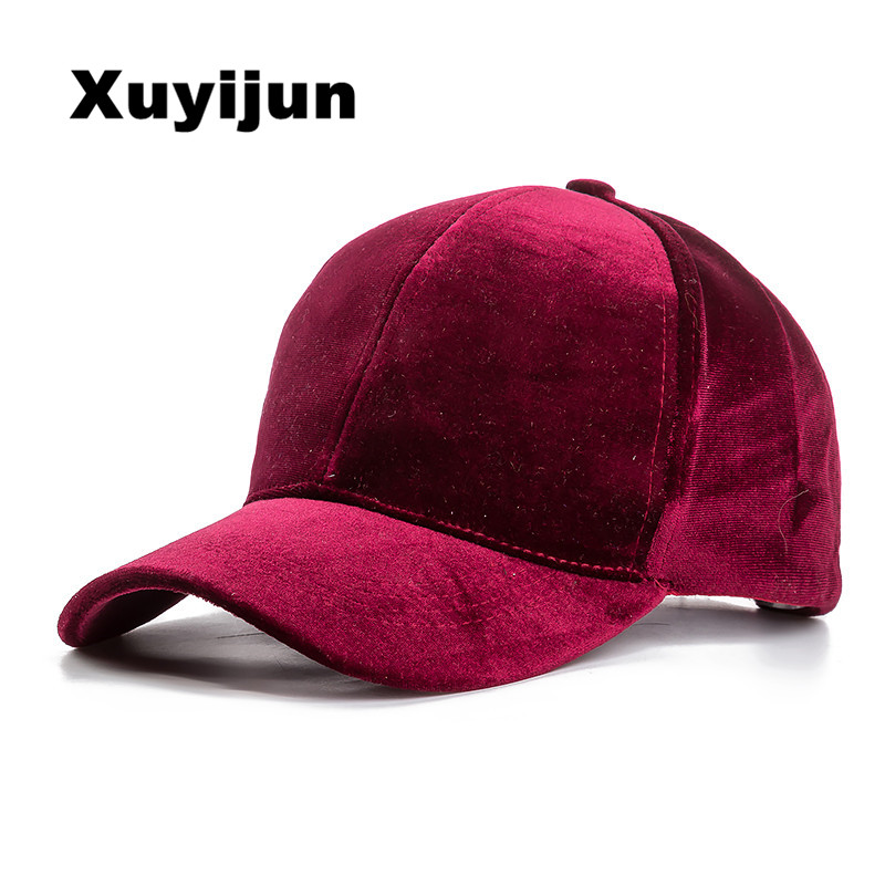 Xuyijun Baseball Caps with no embroidery strap Simple Suede back  cap and hat for men and women's hat on white 6 colors chemo skullies satin cap bandana wrap cancer hat cap chemo slip on bonnet 10 colors 10pcs lot free ship