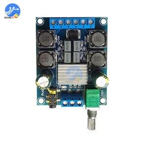 Image 2 - TPA3116D2 Audio Digital Amplifier Board 2X50W DC 4.5 27V Dual Channel Stereo Volume Control Class D Sound Speaker Board HIFI