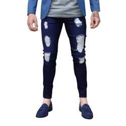 2019 Новые мужские модные узкие джинсы Rip ремонт стильные джинсы повседневные длинные штаны Erkek Кот Pantolon Parfum Homme De Marque 5