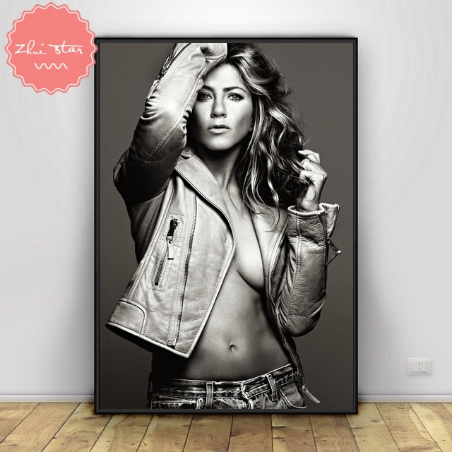 diamond painting JENNIFER ANISTON BLACK AND WHITE diamond embroidery sale cross-stitch christmas decorations for home