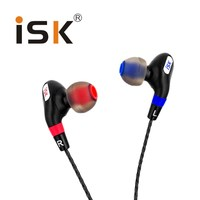 ISK SEM9 In Ear Monitoring Headphone Dynamic Stereo Hifi Earbuds 3 5mm Jack Computer Phone MP3