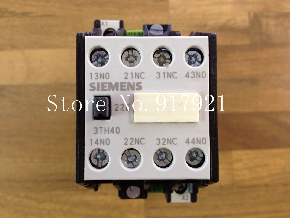 [ZOB] Original original 3TH40 22-1XF4 DC110V 2NO+NC 22E DC contactor relay  --2pcs/lot