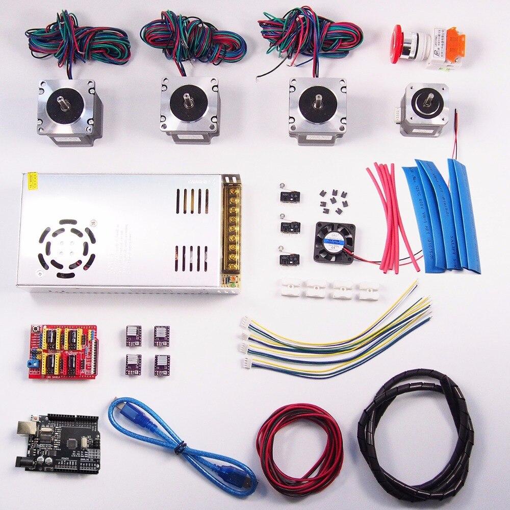 Elektronische Combo voor OX CNC V Slot Router Mill, Desktop, DIY kit, hout machinary router, Graveermachine-in 3D Printer Onderdelen & Accessoires van Computer & Kantoor op AliExpress - 11.11_Dubbel 11Vrijgezellendag 1