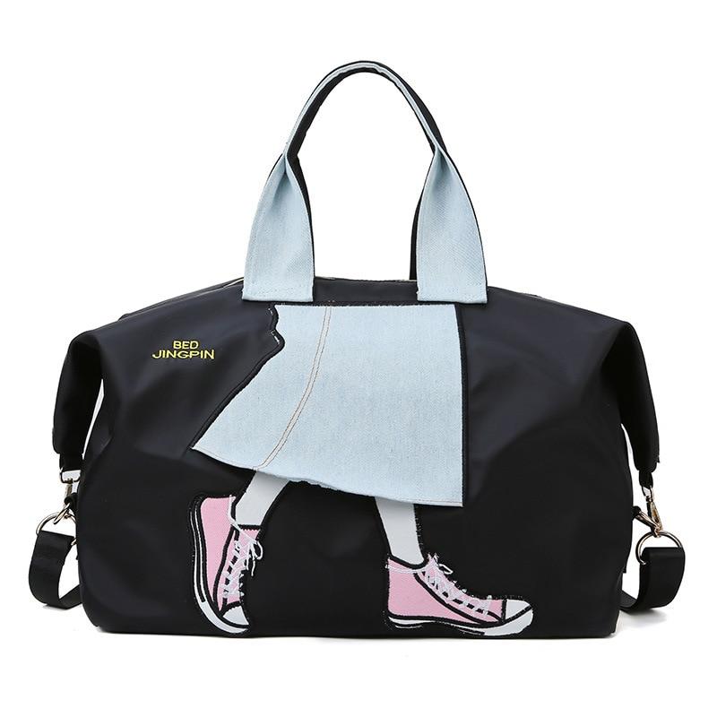 Women Pu Leather Travel Shoulder Messenger Cross Body Bags