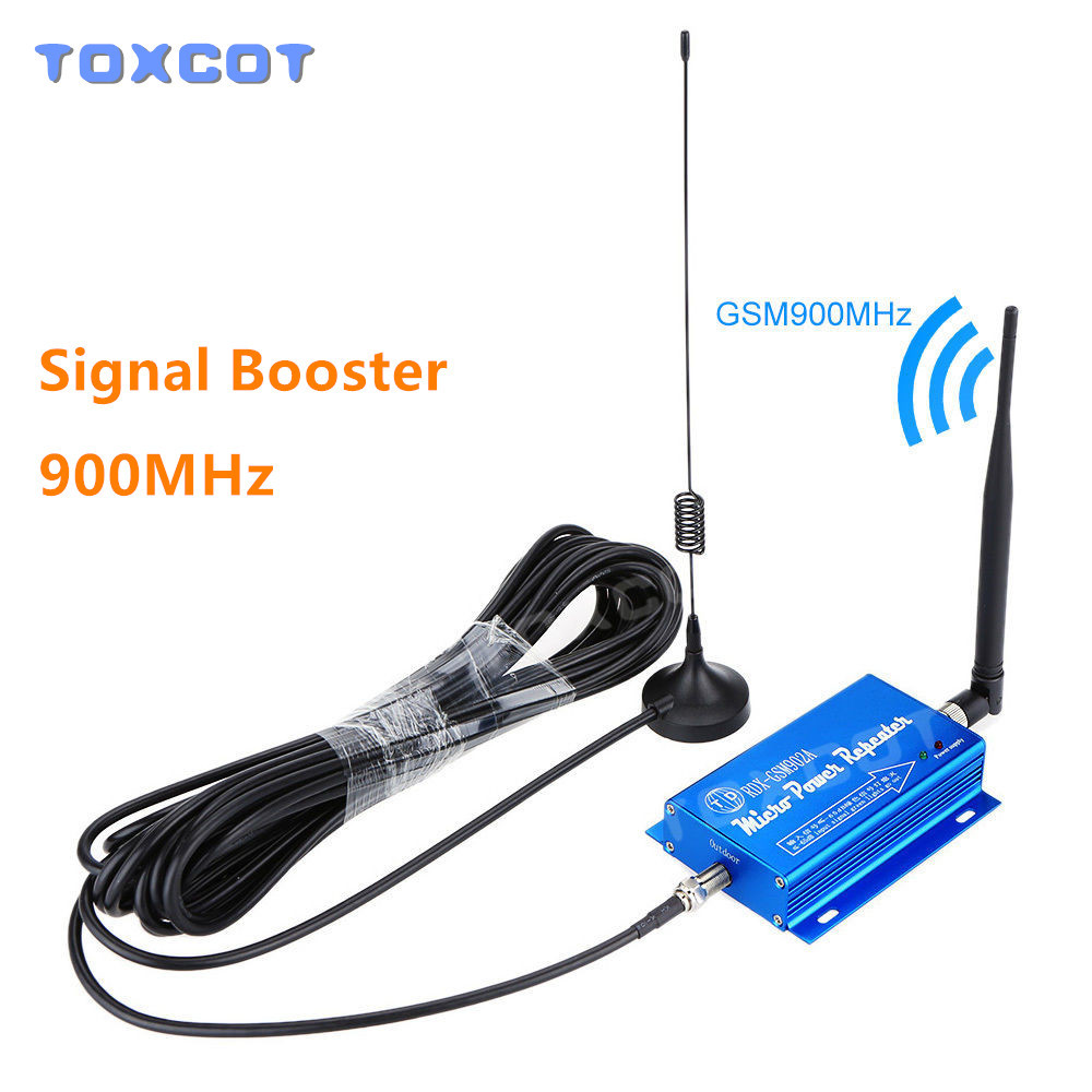 Mini GSM 900Mhz repeater 2G GSM 900 mhz GSM Mobile Phone Cell Phone signal Booster amplifier with outdoor+indoor antenna
