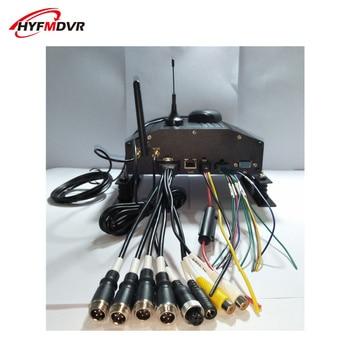 3G MDVR производителей прямые продажи GPS Wi-Fi удаленного мониторинга позиционирования хост 4ch жесткий диск, Автомобильный видеорегистратор cardvr