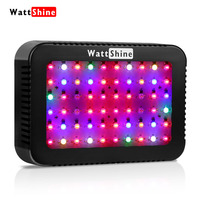 Wattshine Full Spectrum 300W Grow Lamp 16 Bands No Rust Intelligent Temperature Control Safety Energy Saving