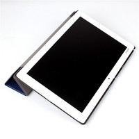PU Leather Cover Case For Sony Xperia Z4 Tablet Ultra 10 1 Inch 2 Pcs Screen