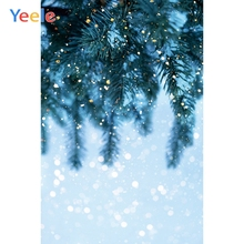 Yeele Merry Christmas Photography Backdrop Tree Snow Winter Children Baby Kids Photographic Background For Photo Studio Props sjoloon christmas photography backdrops christmas tree photographic background snow photo backdrop fond photo studio vinyl props
