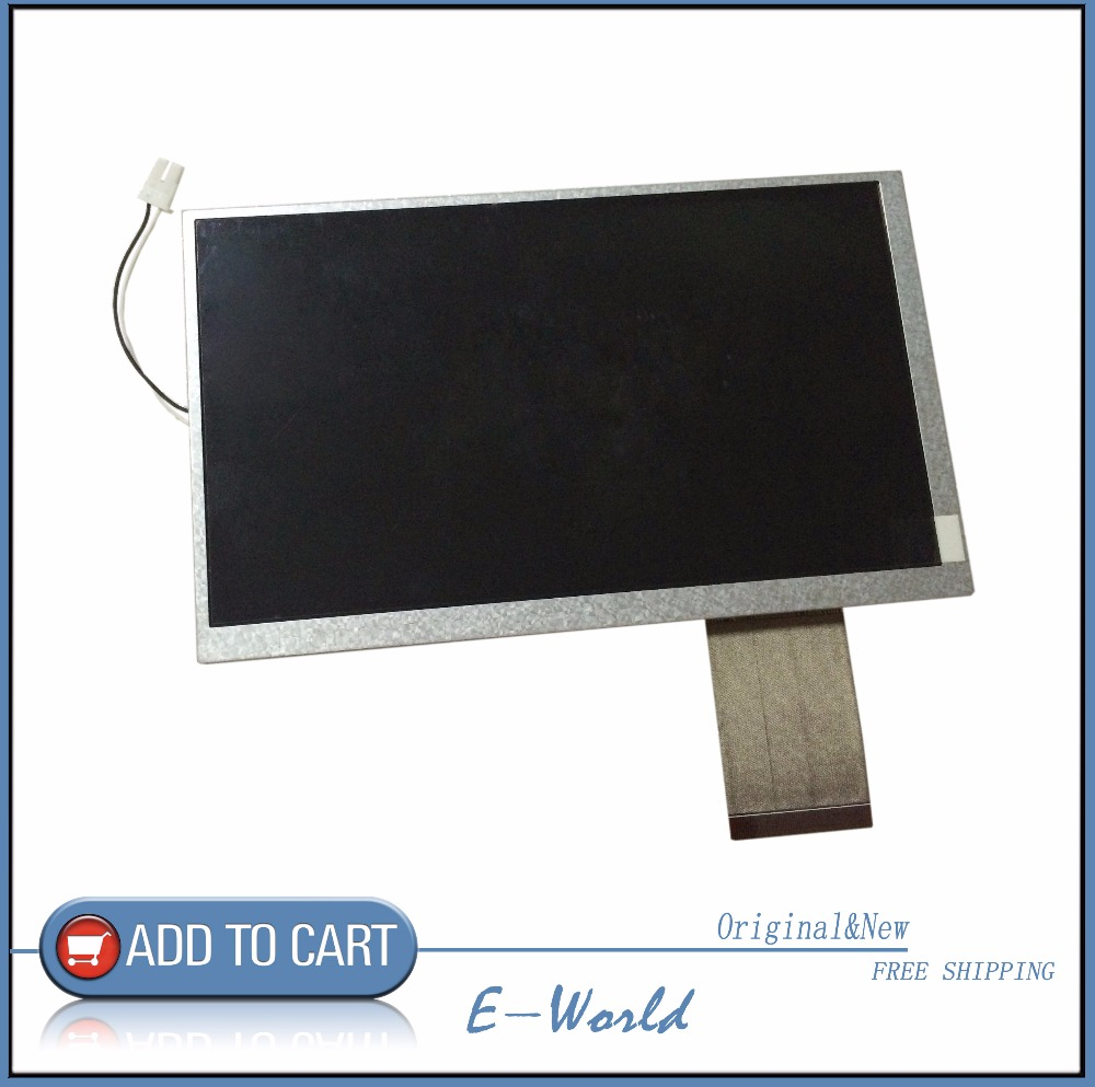 Original And New Hannstar 7inch LCD Screen HSD070IDW1-D00 HSD070IDW1 D00 For Tablet PC Free Shipping