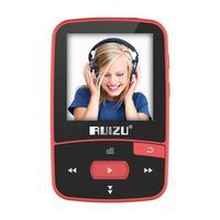RUIZU X50 8Gb Sport Mp3 Mini Clip Bluetooth MP3 Player Sports Running Music Mp3 Walkman With