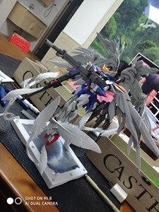 Image 5 - MX Gundam MG 1/100 aile fixe zéro combinaison Mobile assembler des maquettes figurines jouets pour enfants