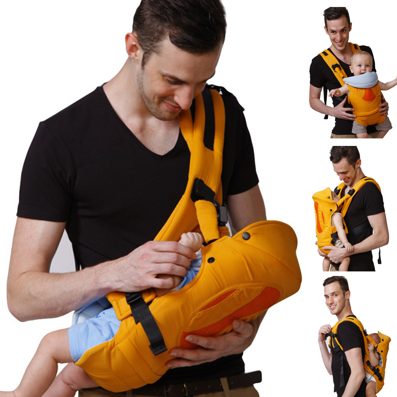 2016 Hot Portable Baby Carrier Re-hold Infant Backpack Kangaroo Toddler Sling Mochila Portabebe Baby Suspenders For Newborn mymei cotton knee pads kids anti slip crawl necessary baby knee protector leg warmers