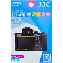 ЖК дисплей пленка защита для экрана камеры для Sony A7R Характеристическая вязкость полимера A7R Характеристическая вязкость полимера III II A7 II A7S II III A7RIII A7RII A7II A7SII A7R4 A7R3 A7R2 ZV1 a7C