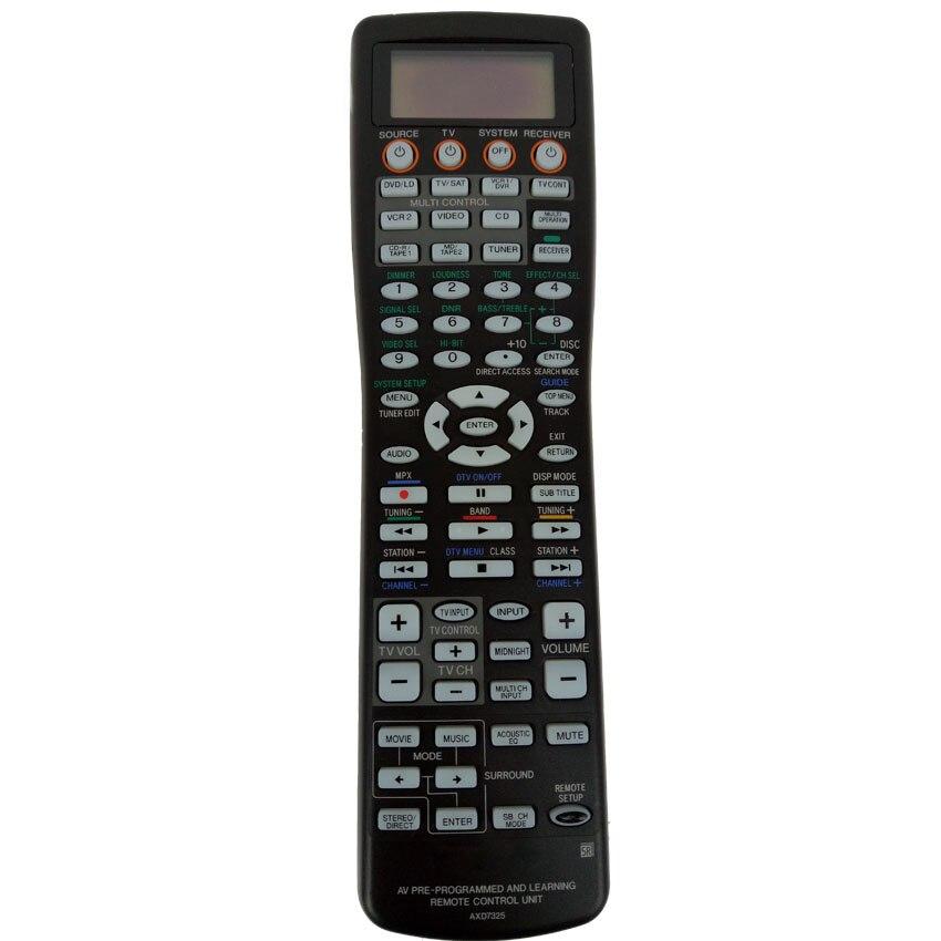 Remote Control  AV Receiver  FOR Pioneer  AXD7325 FIT FOR VSX-45TX VSX-55TXI VSX-56TXI VSX-1012K VSX-2102K VSX-9300TX Home Audio