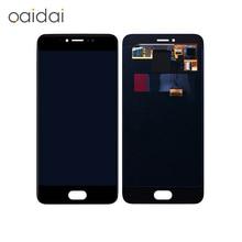 LCD Affichage à L'écran Tactile Pour Meizu PRO6 MX6 PRO Pour Mobile Téléphone Lcd Digitizer Assemblée Pièces De Rechange Avec Des Outils Libres