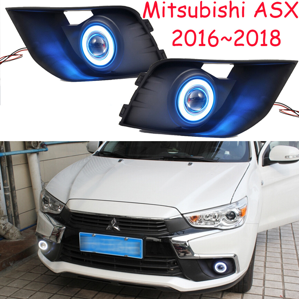 2016~2018 ASX fog light,Free ship!halogen,ASX headlight,ASX,Expo,Eclipse,verada,Triton,nimbus,sport;ASX day lamp экран для ванны triton эмма 170