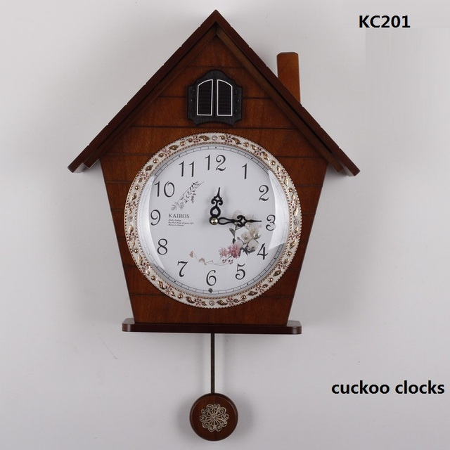 Aliexpresscom Buy free shipping wood light controlled time cuckoo