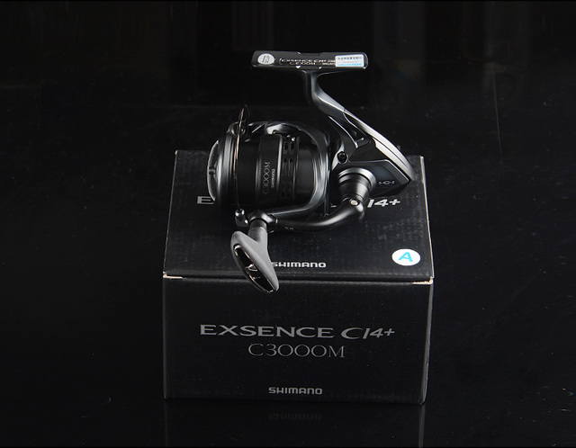 Shimano EXSENCE CI4+ 4000S Spinning fishing Reel