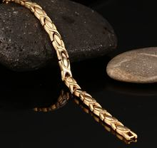 Высококачественные магнитные браслеты из нержавеющей стали для