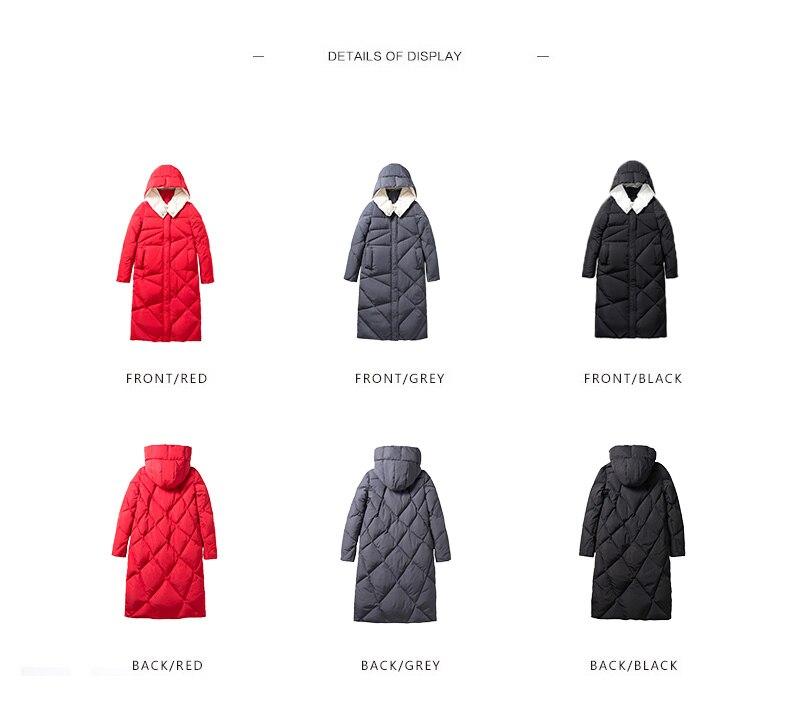 Parkas Winter Last Hooded 17