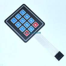 5pcs NEW 12 Key Membrane Switch Keypad 4×3 Matrix Array Matrix keyboard