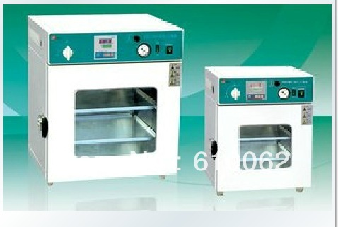 Digital Vacuum Drying Oven Cabinet 250 Celsius Degree 30x30x27cm