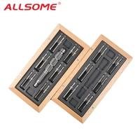 ALLSOME ATuMan X mini 24 In 1 Multi purpose Precision Screwdriver Set Repair Tool with Magnetic Storage HT2243