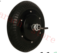 8 500W 36V electric scooter motor electric scooter wheel hub motor