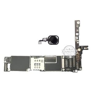Image 4 - 16GB 64GB 128GB für iPhone 6 Plus original motherboard 5,5 zoll mit fingerprint mit Touch ID entsperren logic board iOS