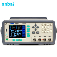 High Precision Digital LCR Meter Frequency 50Hz 100kHz (16 points) AT2817A